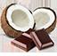 Шоколад-кокос