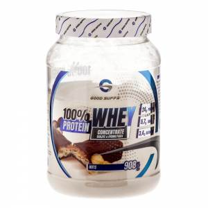 Good Supps - 100% Whey Protein, натс (908г)