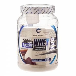 Good Supps - 100% Whey Protein, шоколадный ликёр (908г)