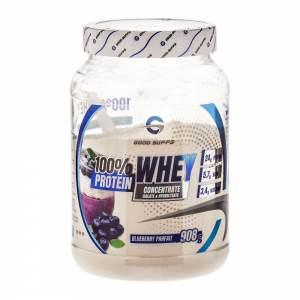 Good Supps - 100% Whey Protein, черничное парфе (908г)