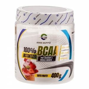 Good Supps - 100% Instantized BCAA 2:1:1 тутти-фрутти (400г)