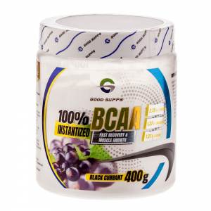 Good Supps - 100% Instantized BCAA 2:1:1 смородина (400г)