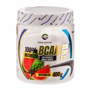 Good Supps - 100% Instantized BCAA 2:1:1 арбуз (400г)