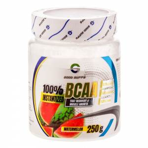 Good Supps - 100% Instantized BCAA 2:1:1 арбуз (250г)
