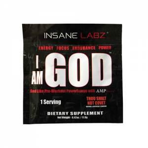 Insane Labz I'm God пробник (1 порция)