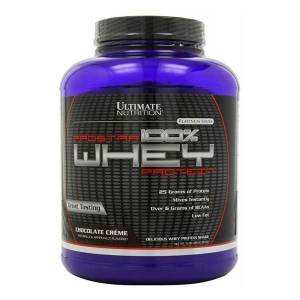Ultimate Prostar 100% Whey Protein  ром и изюм (2390 гр)