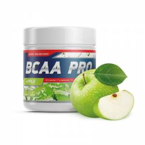 GENETIC LAB - BCAA PRO яблоко (250 Гр)