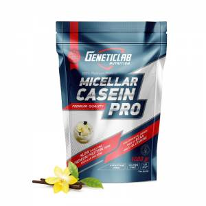 GENETIC LAB - CASEIN PRO ваниль (1 Кг)
