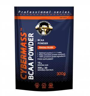 CYBERMASS - BCAA POWDER фруктовый пунш (300 гр)