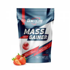 GENETIC LAB - MASS GAINER клубника (1Кг)