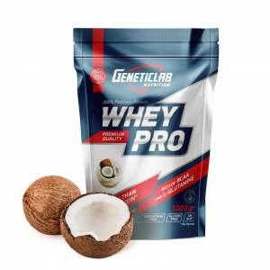 GENETIC LAB - WHEY PRO кокос (1Кг)