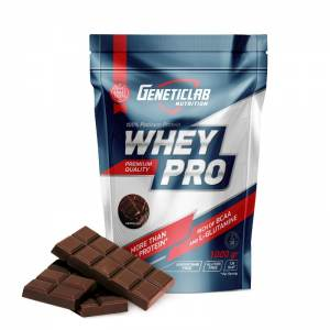 GENETIC LAB - WHEY PRO шоколад (1Кг)