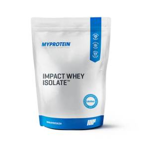 IMPACT WHEY ISOLATE натуральный шоколад (1Кг)