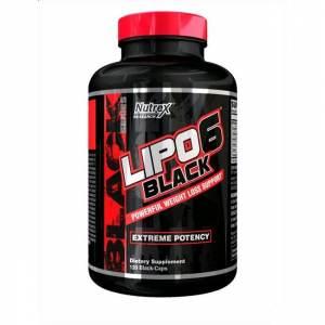 Nutrex Lipo 6 Black (120 капс.)