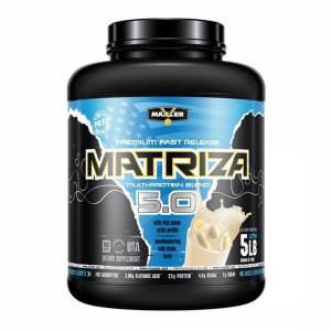 Maxler Matriza 5.0 банановый крем (2.27 кг)