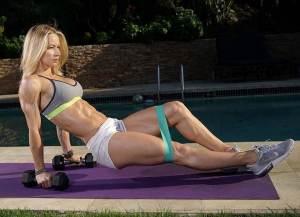Резинки для фитнеса (5 шук)