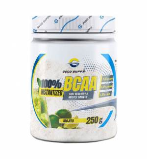 Good Supps - 100% Instantized BCAA 2:1:1 мохито (250г)