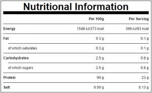 IMPACT WHEY ISOLATE натуральный шоколад (1Кг)