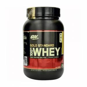 Optimum Nutrition 100% Whey protein Gold Standard (908 гр)