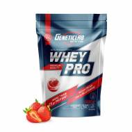 GENETIC LAB - WHEY PRO клубника (1Кг)