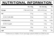 IMPACT WHEY PROTEIN печенье и сливки (1Кг)