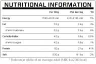 IMPACT WHEY PROTEIN шоколадный брауни (1Кг)
