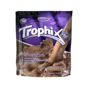 Syntrax Trophix 5.0 молочный шоколад (2,270 Кг)
