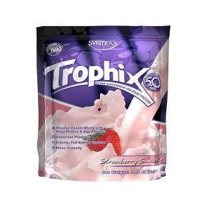 Syntrax Trophix 5.0 клубника (2,270 Кг)