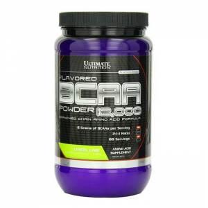 Ultimate Nutrition BCAA Powder 12000 со вкусом (457Г)