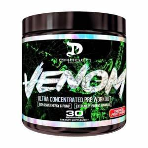 Dragon Pharma Venom (яблоко 30 порций 210 г)