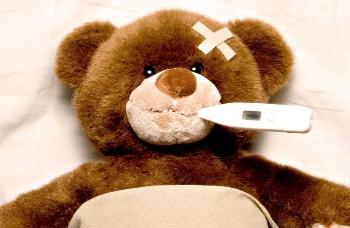 medved bolezn